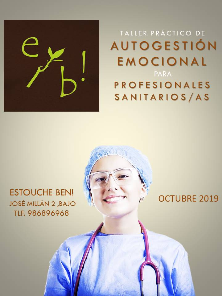 autogestion emocional sanitarios 2019